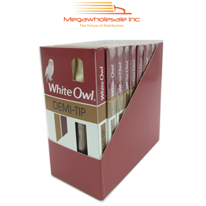 White Owl Pack Demi-Tip