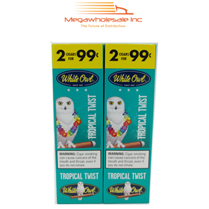 White Owl 2/99 Tropical Twist