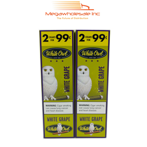 White Owl 2/99 White Grape