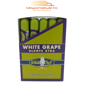 White Owl Blunts Xtra White Grape