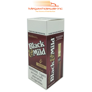Black & Mild Upright Wine (25)