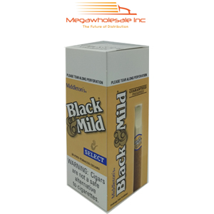 Black & Mild Upright Select / Mild (25)