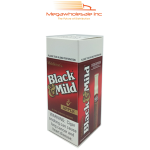 Black & Mild Upright Apple (25)