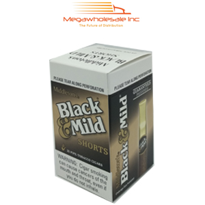 Black & Mild Short Upright Regular (25)