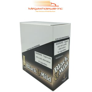 Black & Mild Pack Regular (10/5)