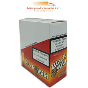 Black & Mild Pack Jazz (10/5)