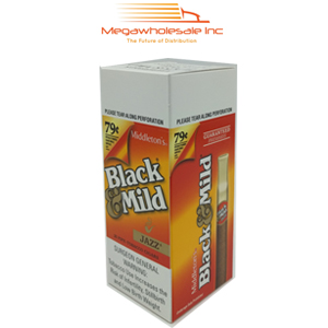 Black & Mild 0.79 Upright Jazz (25)