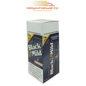 Black & Mild 0.79 Upright Casino (25)