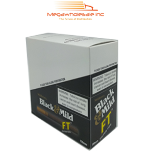 Black & Mild Pack Filter Tips (10/5)