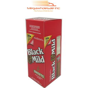 Black & Mild 0.89 Upright Sweet (25)