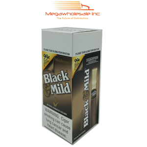 Black & Mild 0.99 Upright Regular (25)