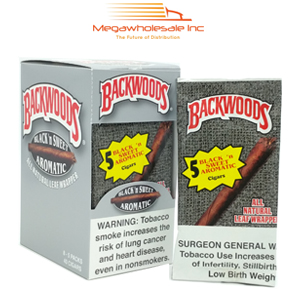 Backwoods Pack Black 'n Sweet (8/5)