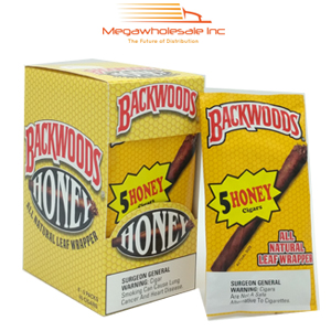 Backwoods Pack Honey (8/5)