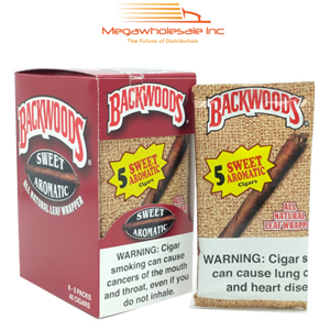 Backwoods Pack Sweet Aromatic (8/5)