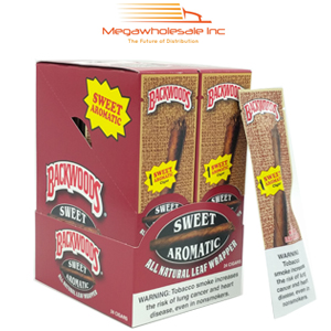 Backwoods Single Sweet Aromatic (24)