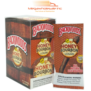 Backwoods 3-Pack Honey Bourbon (10/3)
