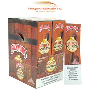 Backwoods Single Honey Bourbon (24)