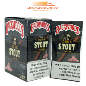 Backwoods Pack Dark Stout (8/5)