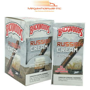 Backwoods Pack Russian Cream (8/5)