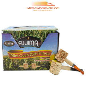 Corn Cob Pipe Fujima Mini  (36)