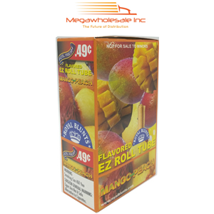 Royal Blunt EZ Roll Mango Peach 49c