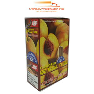 Royal Blunt EZ Roll Georg Peach 49c