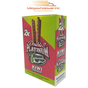 Blunt Wrap Platinum Strawberry-Kiwi (25/2)