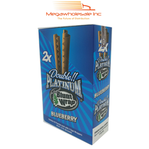 Blunt Wrap Platinum Blueberry (25/2)