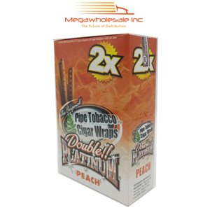 Blunt Wrap Platinum Peach (25/2)