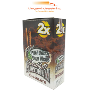 Blunt Wrap Platinum Chocolate (25/2)