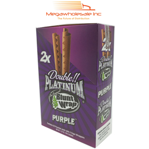 Blunt Wrap Platinum Purple (25/2)