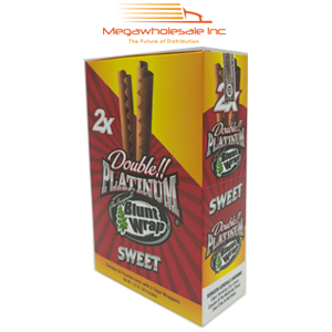 Blunt Wrap Platinum Sweet (25/2)
