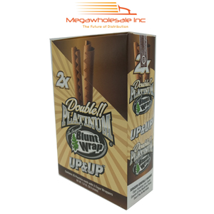 Blunt Wrap Platinum Up & UP Vanilla (25/2)