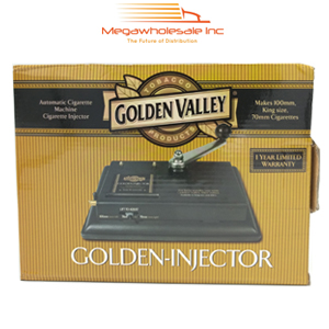 Golden Valley Injector Auto Gold