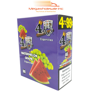 4 Kings 4/99 Watermelon Grape